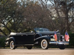 Fotos de Cadillac V16 Presidential Convertible Limousine 1938
