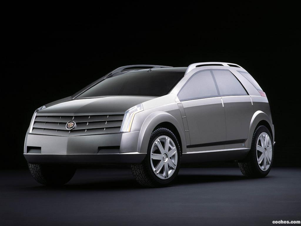 Foto 0 de Cadillac Vizon Concept 2002