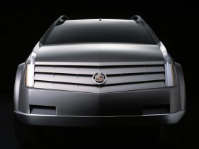 Ver foto 4 de Cadillac Vizon Concept 2002