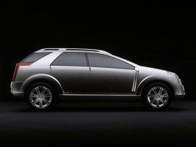 Ver foto 3 de Cadillac Vizon Concept 2002