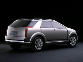 Ver foto 2 de Cadillac Vizon Concept 2002