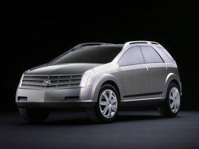 Ver foto 1 de Cadillac Vizon Concept 2002
