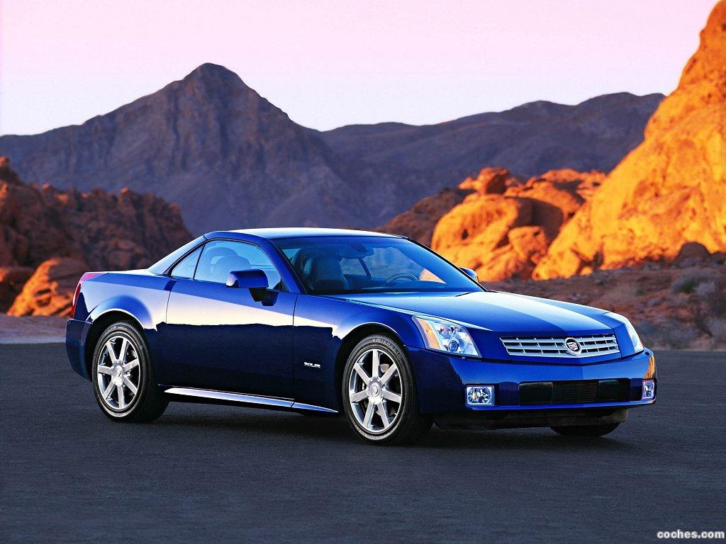 Foto 0 de Cadillac XLR 2004