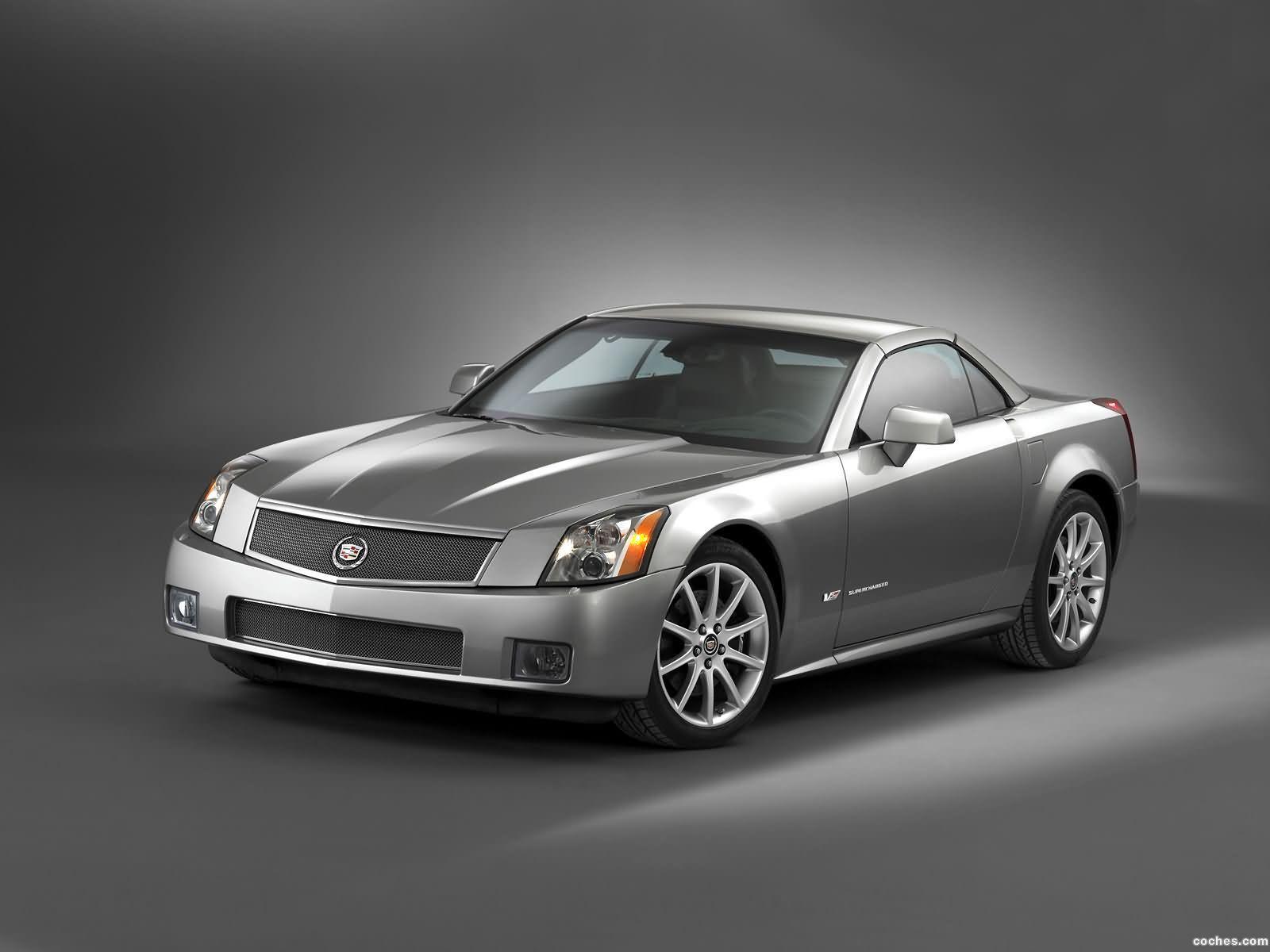 Foto 0 de Cadillac XLR-V 2006