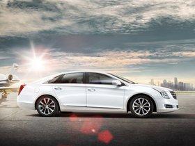 Ver foto 4 de Cadillac XTS China 2013