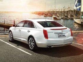 Ver foto 3 de Cadillac XTS China 2013
