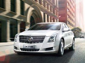 Ver foto 1 de Cadillac XTS China 2013