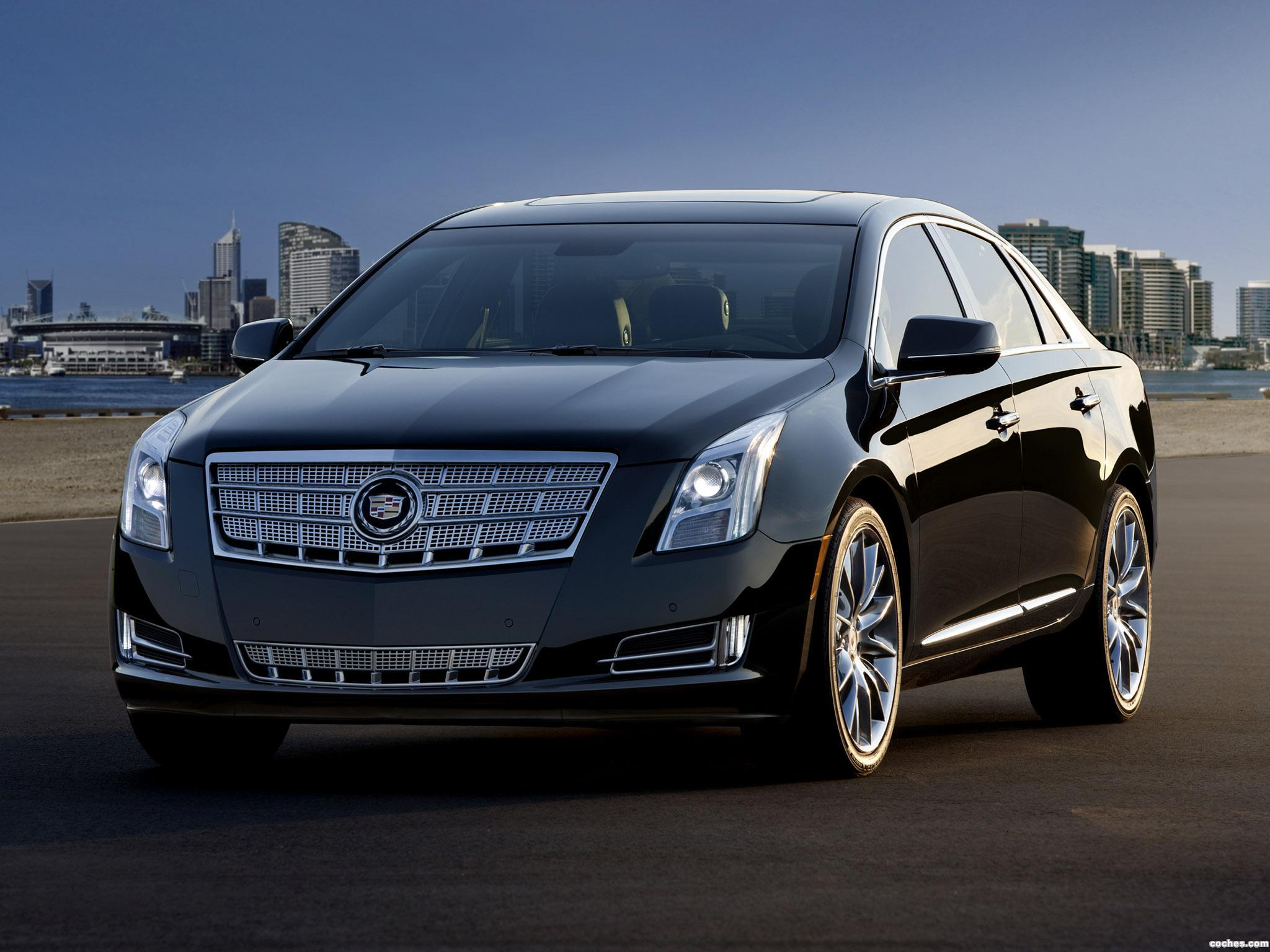 Foto 0 de Cadillac XTS Luxury Sedan 2012