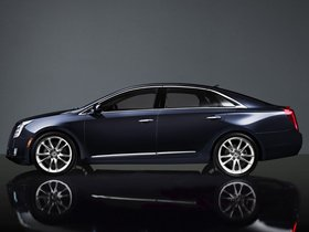Ver foto 12 de Cadillac XTS Luxury Sedan 2012