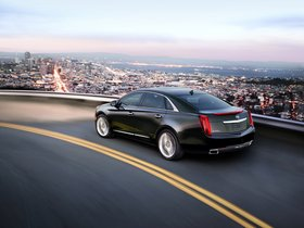 Ver foto 10 de Cadillac XTS Luxury Sedan 2012