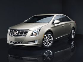 Ver foto 8 de Cadillac XTS Luxury Sedan 2012