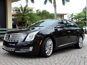 Ver foto 7 de Cadillac XTS Luxury Sedan 2012