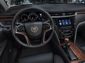 Ver foto 5 de Cadillac XTS Luxury Sedan 2012