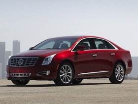 Ver foto 27 de Cadillac XTS Luxury Sedan 2012