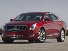 Ver foto 18 de Cadillac XTS Luxury Sedan 2012