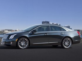 Ver foto 2 de Cadillac XTS Luxury Sedan 2012