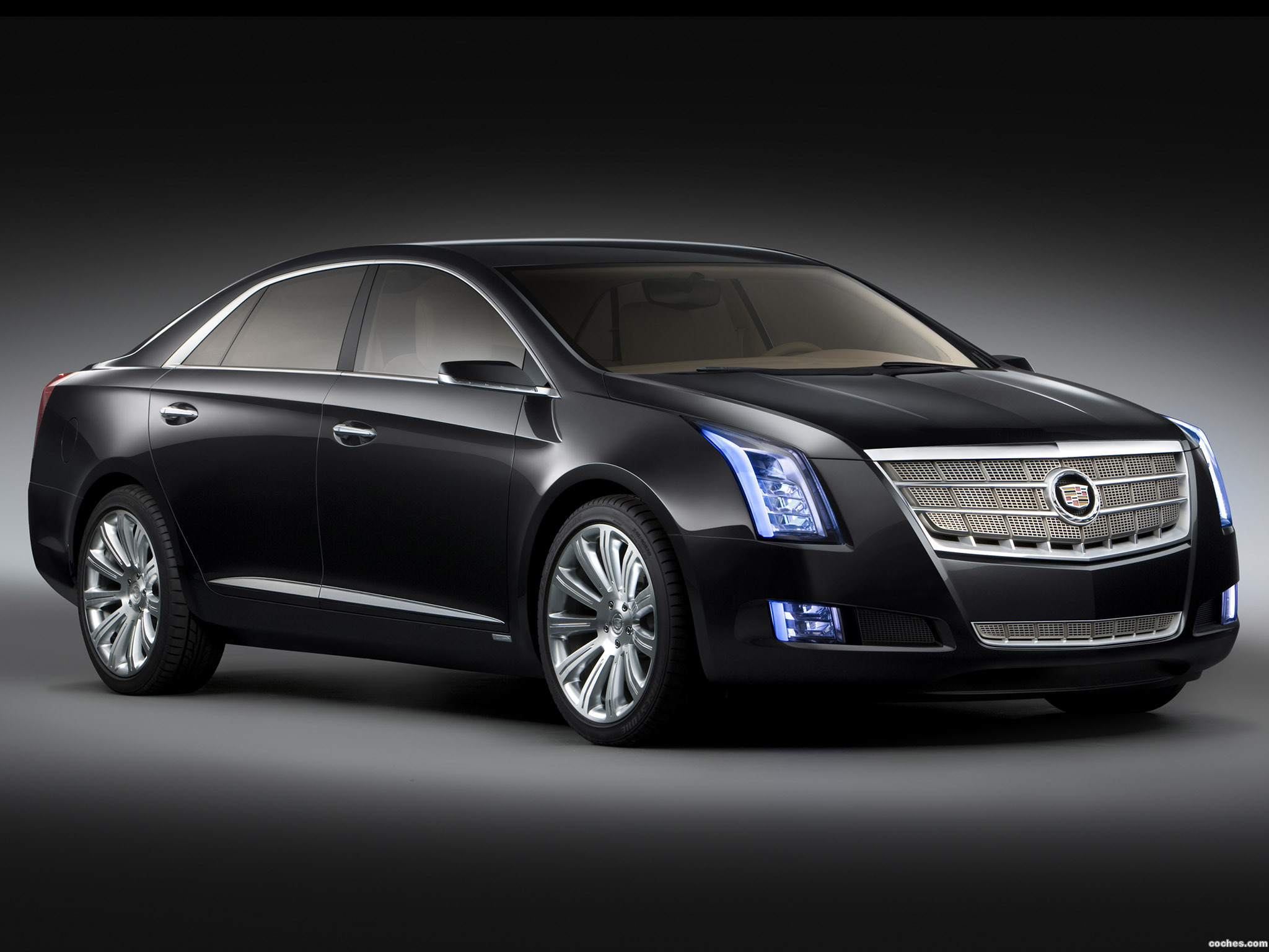 Foto 0 de Cadillac XTS Platinum Concept 2010