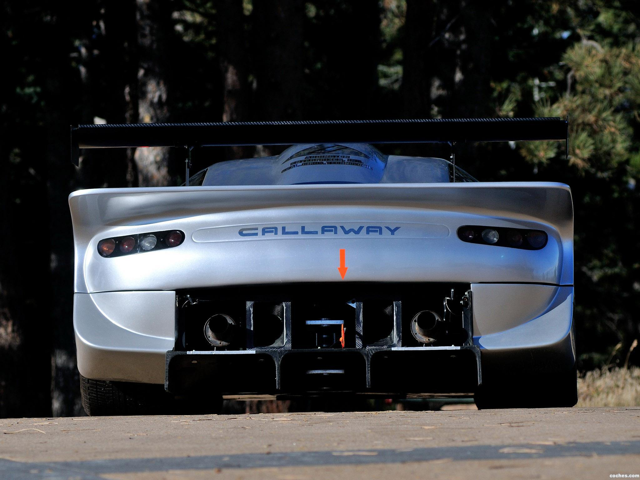 Foto 4 de Chevrolet Callaway C7R GT1 1997