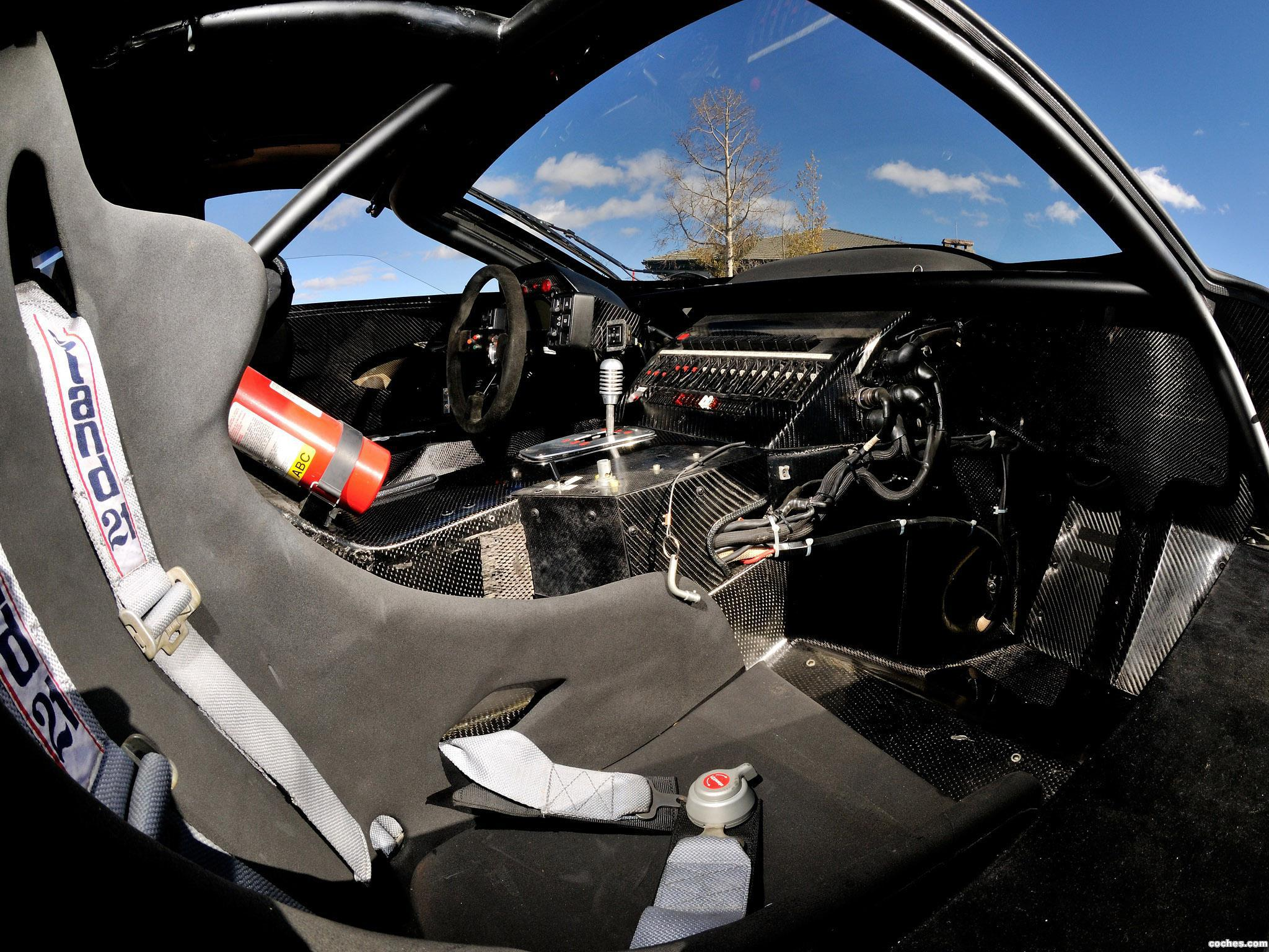 Foto 12 de Chevrolet Callaway C7R GT1 1997