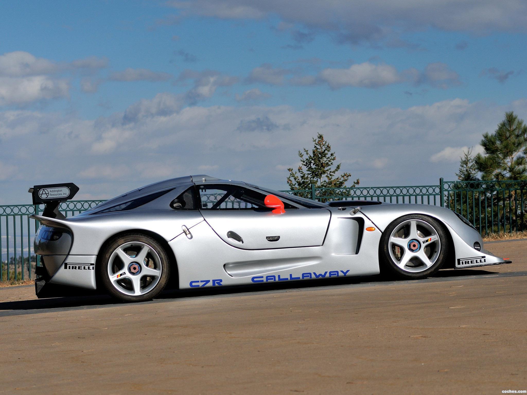 Foto 6 de Chevrolet Callaway C7R GT1 1997
