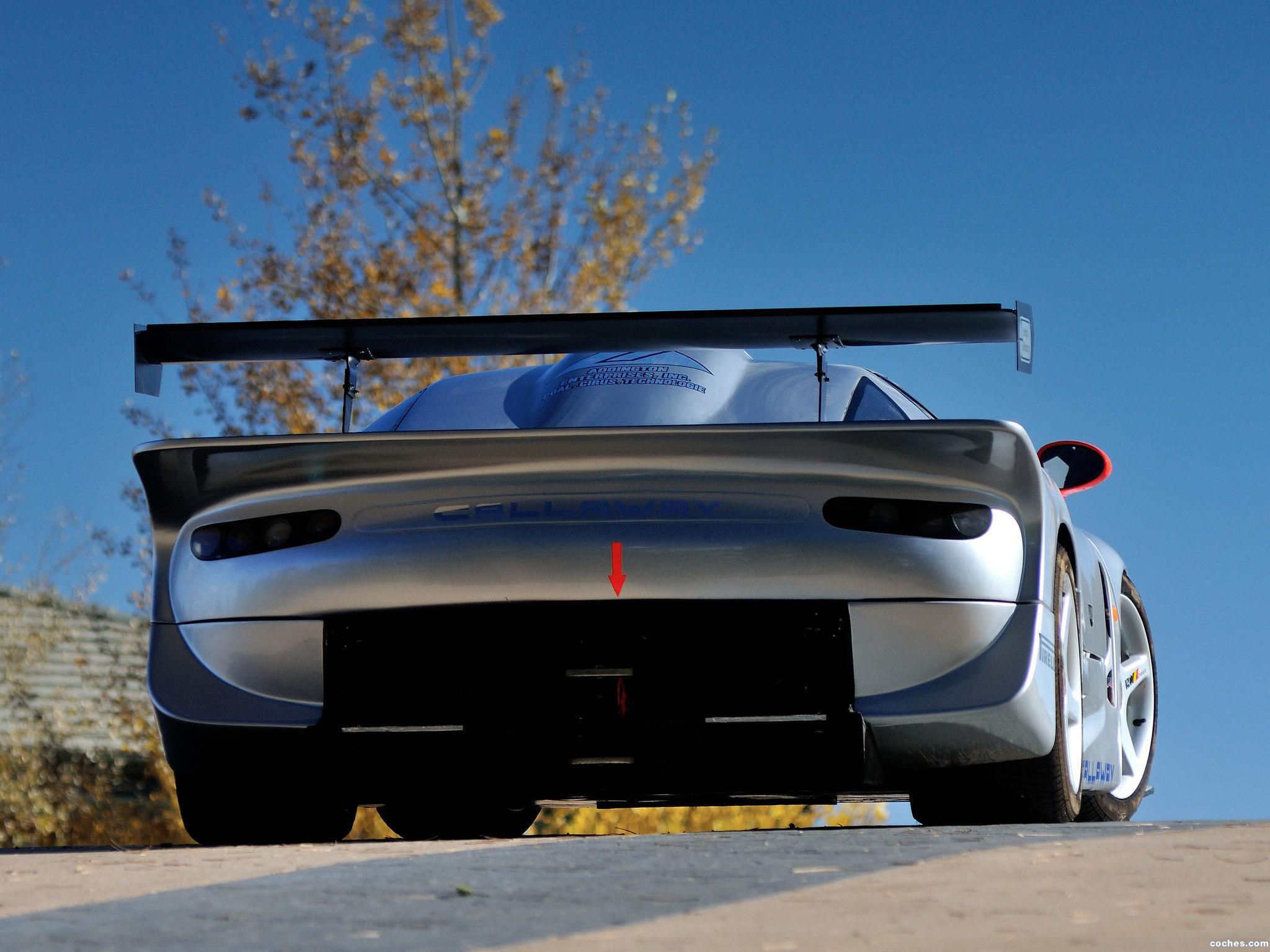 Foto 5 de Chevrolet Callaway C7R GT1 1997