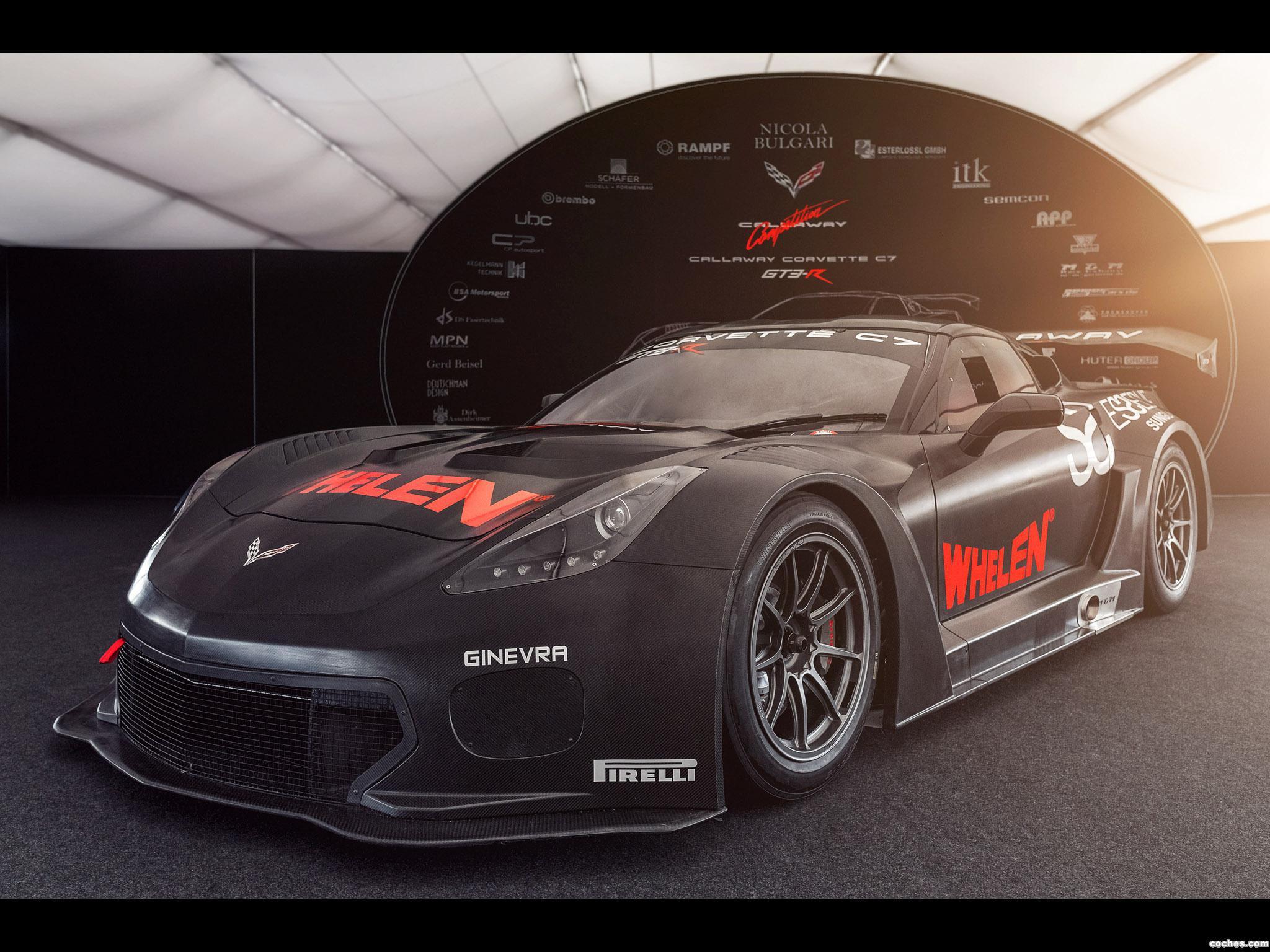 Foto 10 de Callaway Corvette C7 GT3 2015