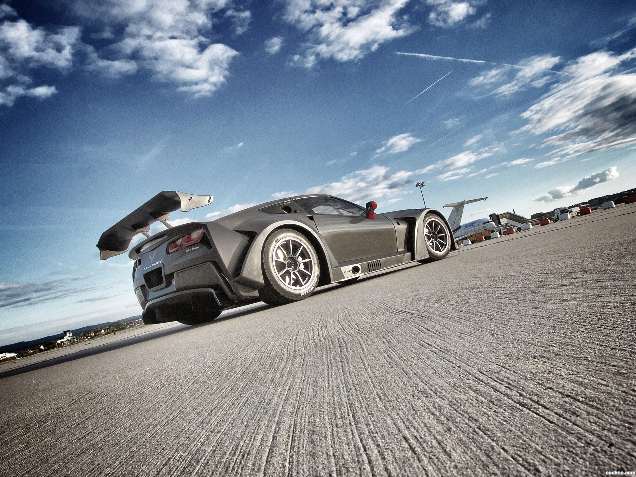 Foto 7 de Callaway Corvette C7 GT3 2015