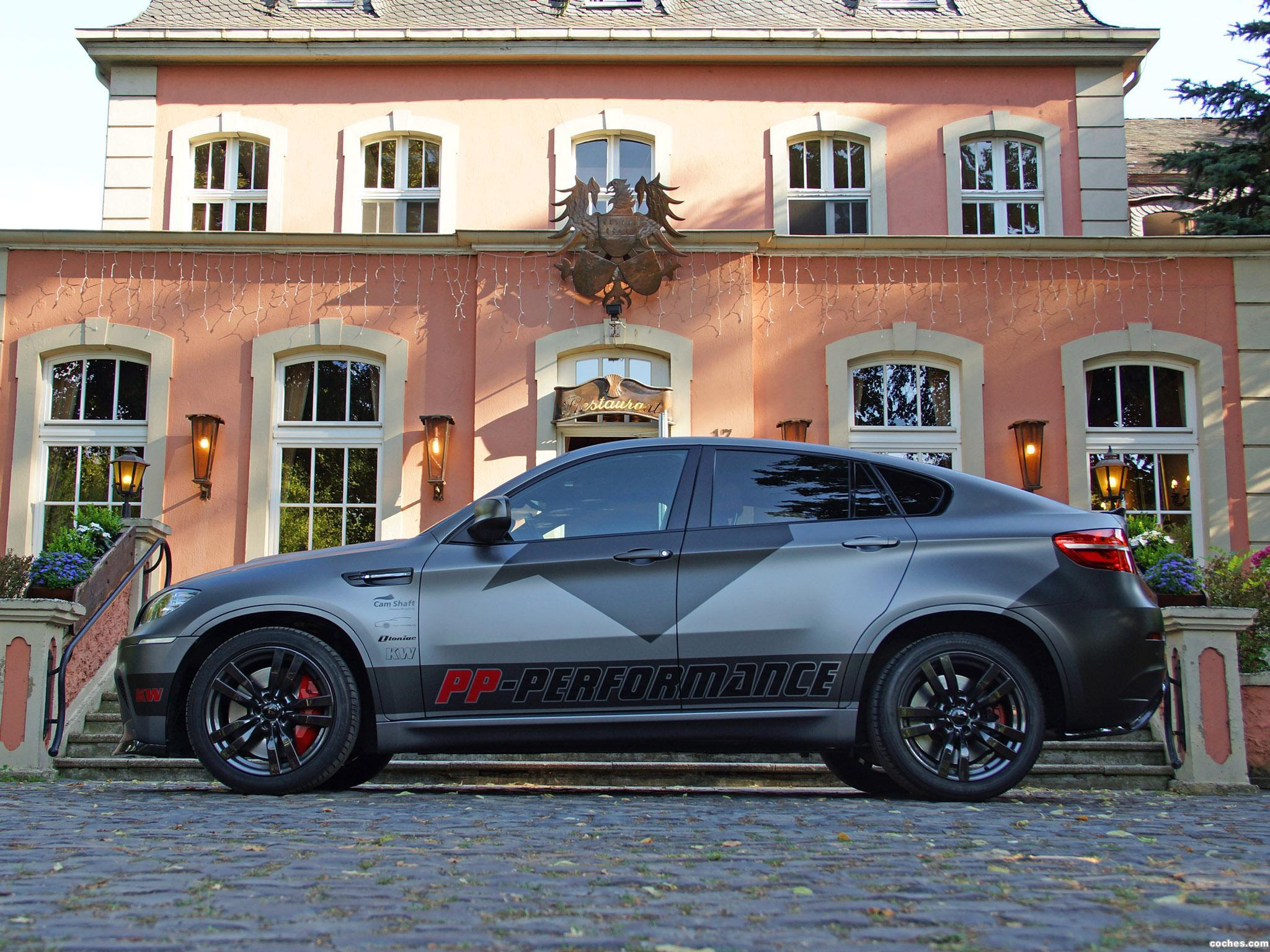 Foto 7 de CAM Shaft BMW X6 M Performance 2013