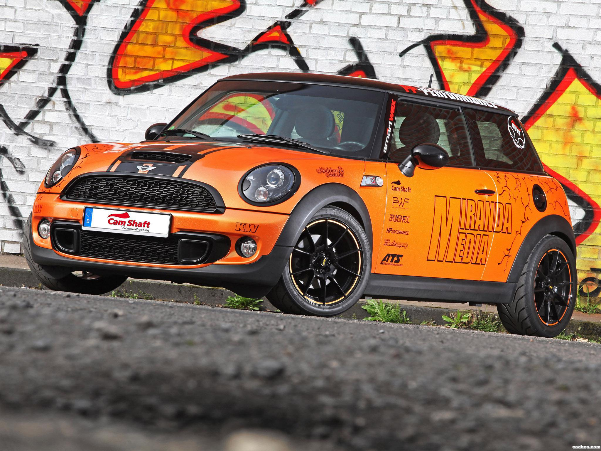 Foto 6 de Cam Shaft Mini Cooper S 2014