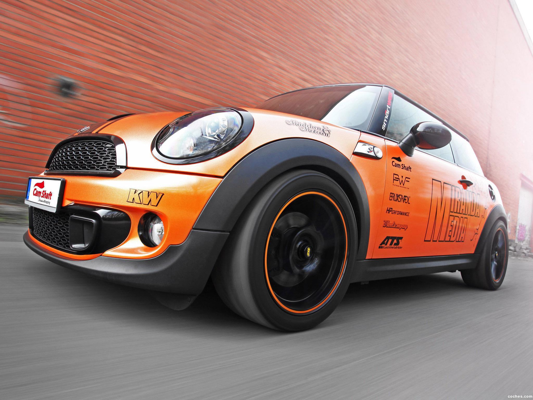 Foto 0 de Cam Shaft Mini Cooper S 2014