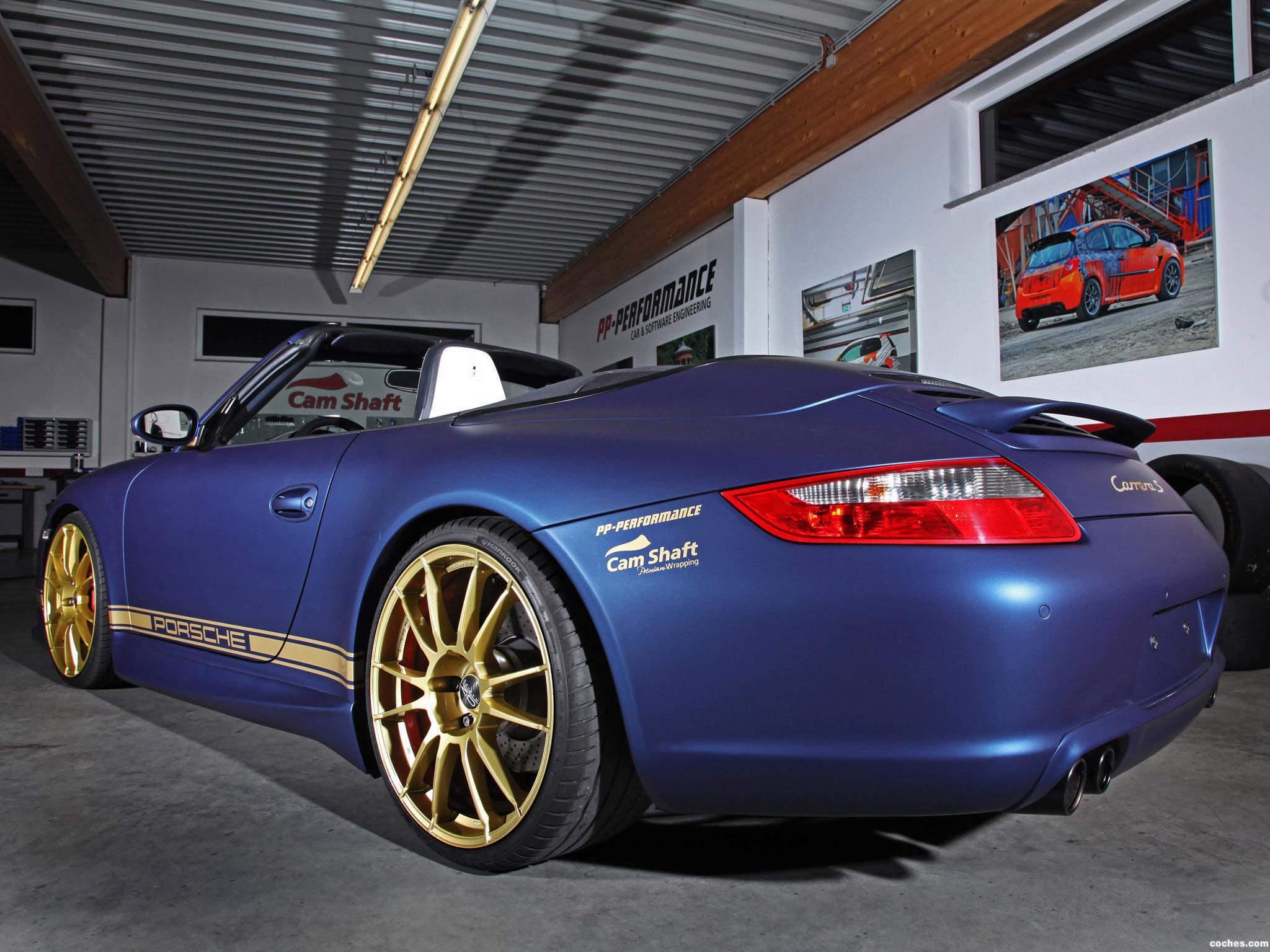 Foto 1 de Porsche Cam Shaft 911 Carrera S Cabriolet 997 2014