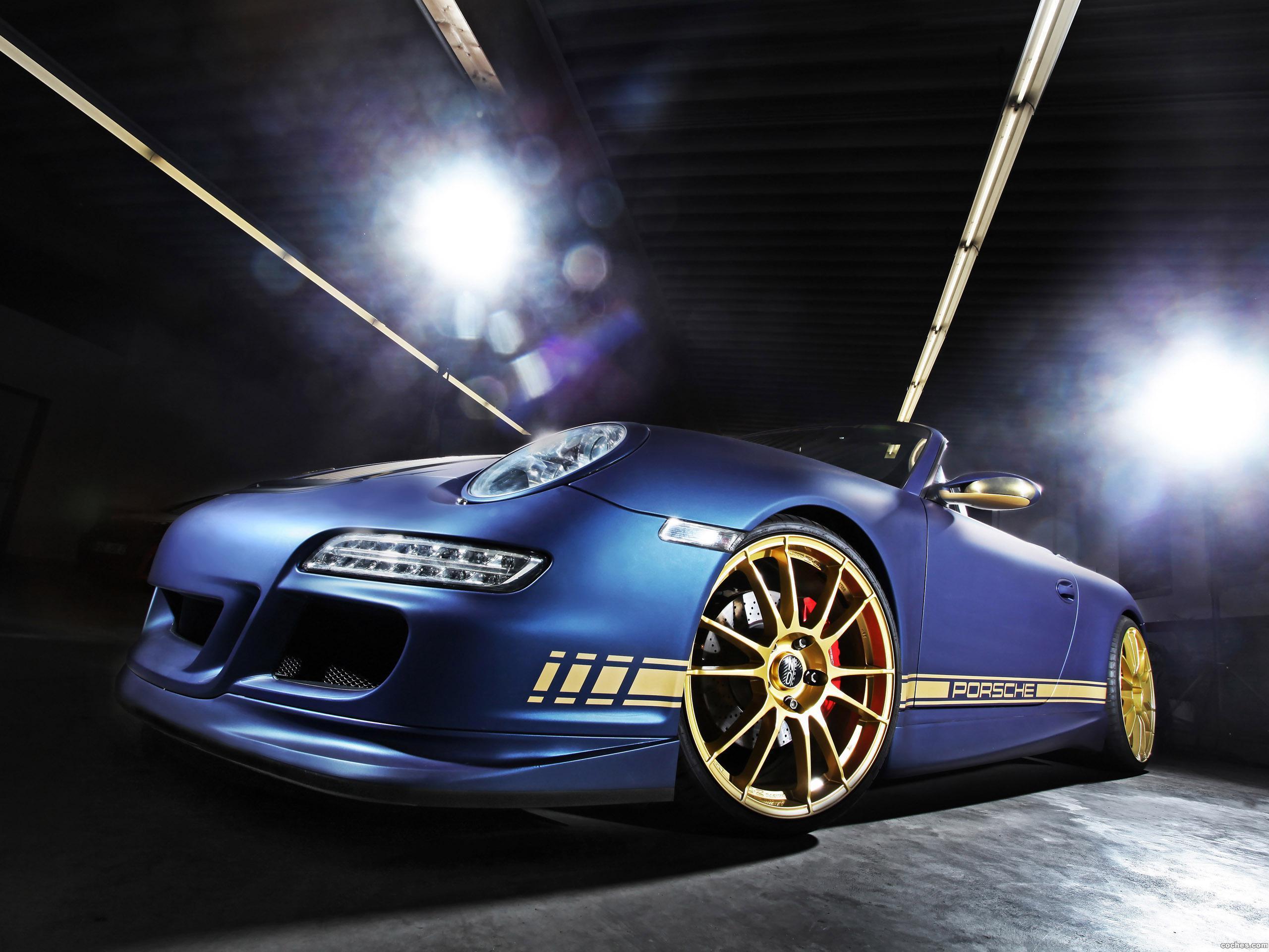 Foto 7 de Porsche Cam Shaft 911 Carrera S Cabriolet 997 2014