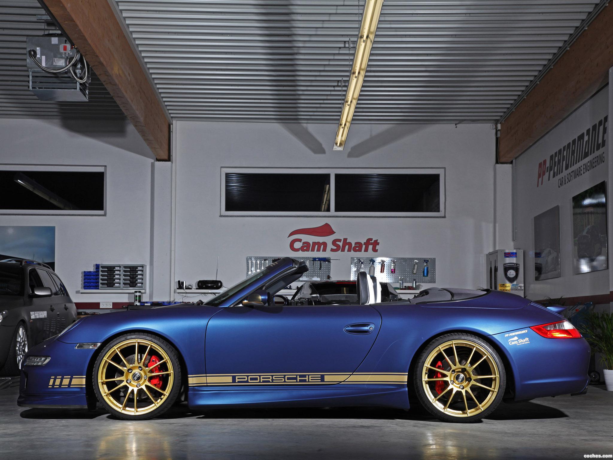 Foto 3 de Porsche Cam Shaft 911 Carrera S Cabriolet 997 2014