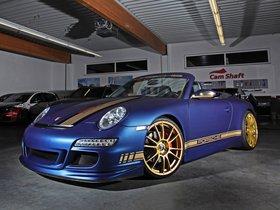 Ver foto 6 de Porsche Cam Shaft 911 Carrera S Cabriolet 997 2014