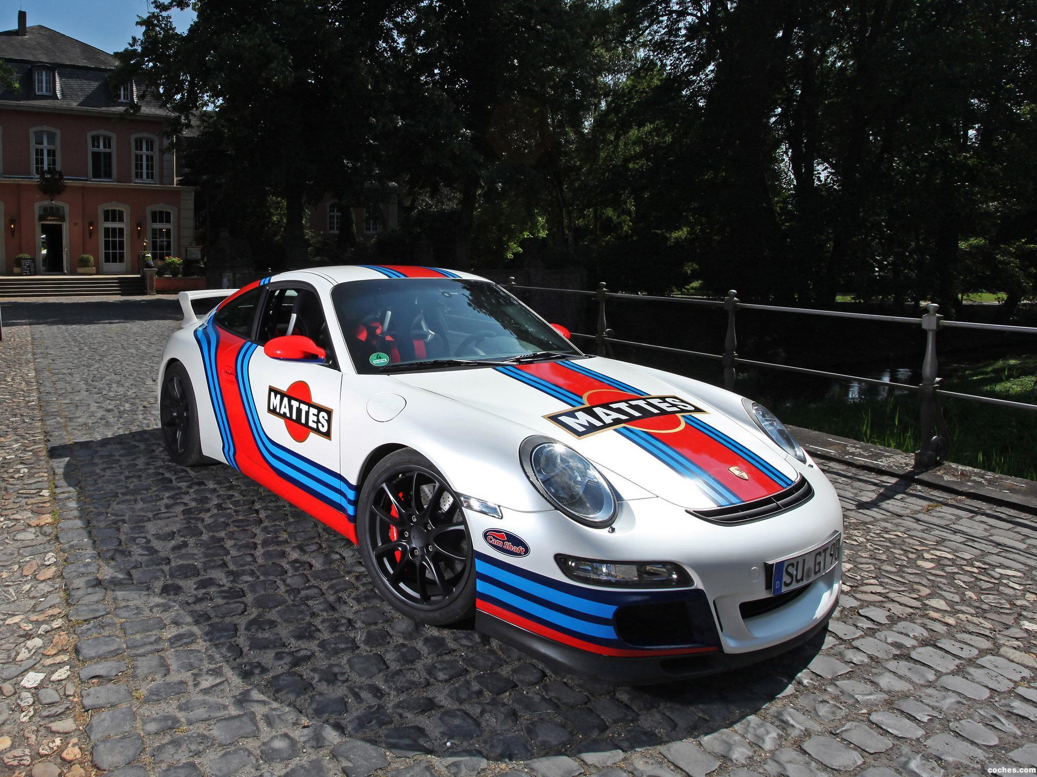 Foto 6 de Cam Shaft Porsche 911 GT3 997 2013