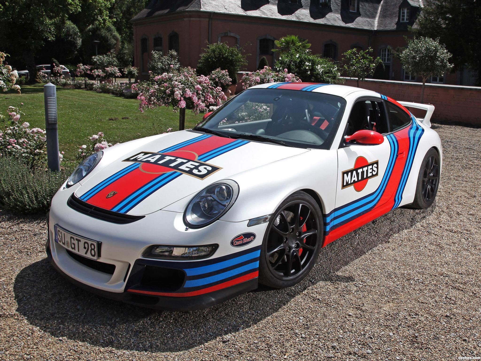 Foto 5 de Cam Shaft Porsche 911 GT3 997 2013