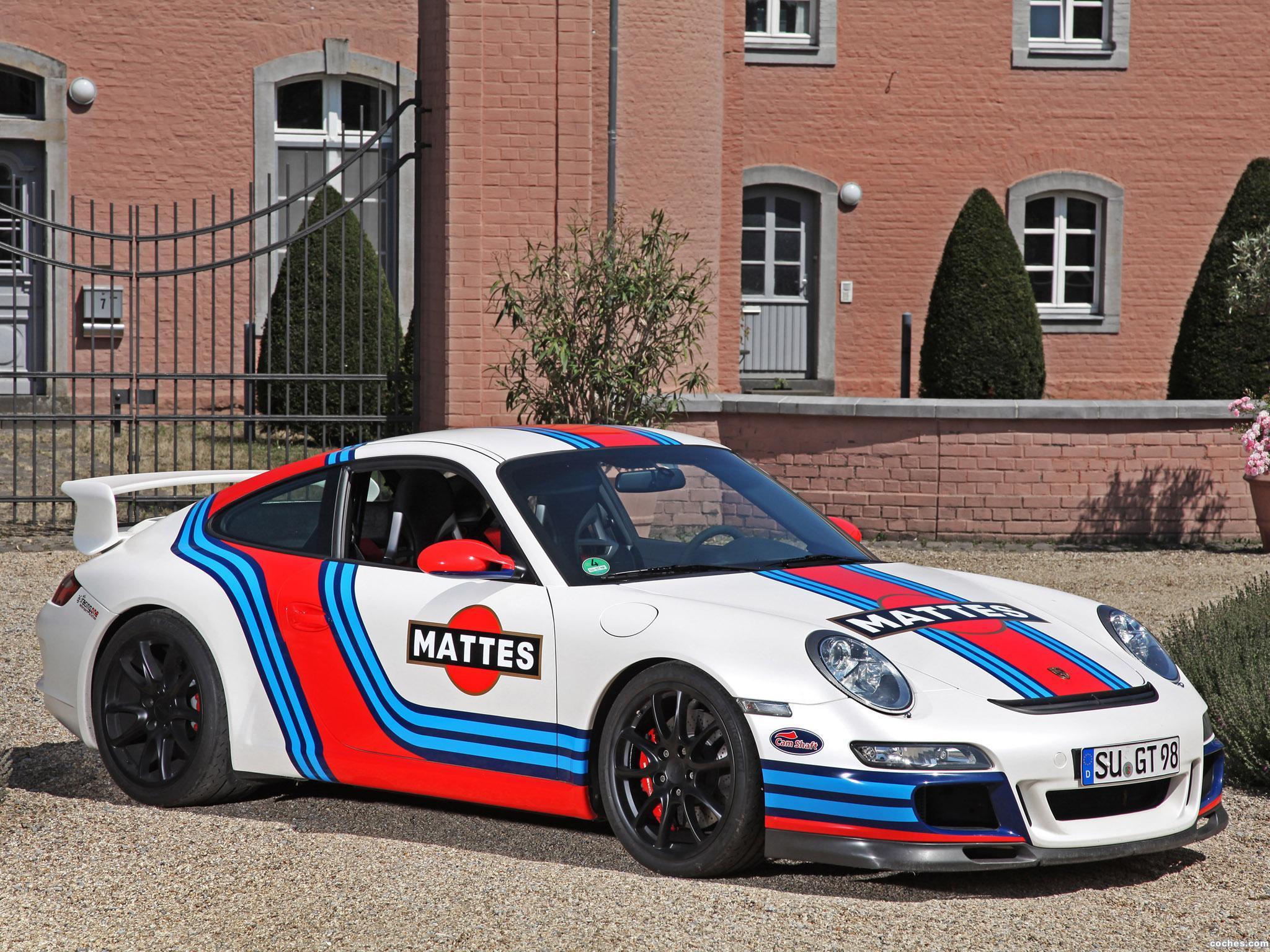 Foto 2 de Cam Shaft Porsche 911 GT3 997 2013