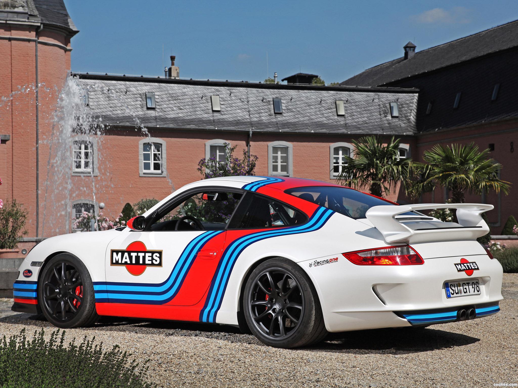 Foto 14 de Cam Shaft Porsche 911 GT3 997 2013