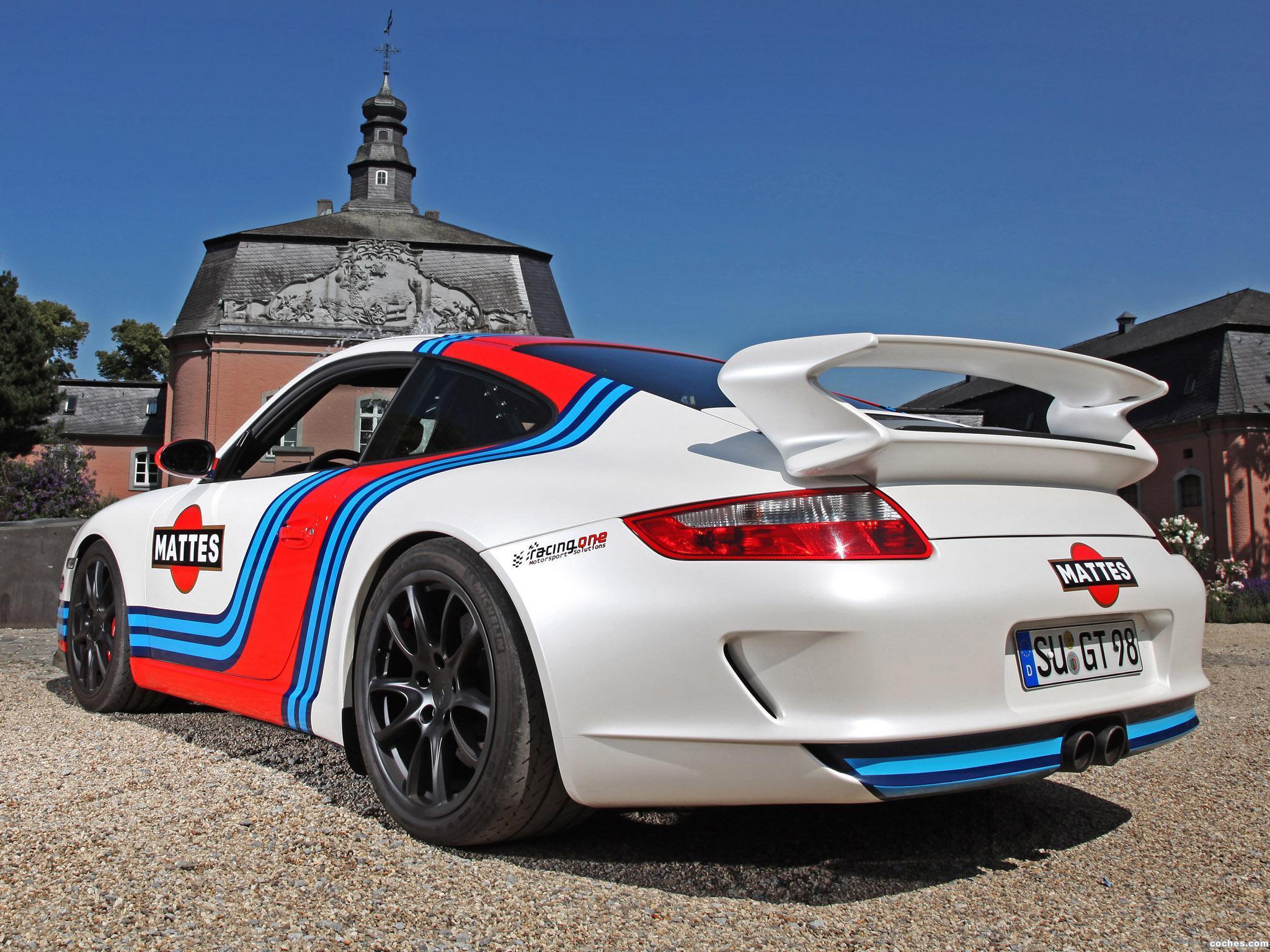 Foto 13 de Cam Shaft Porsche 911 GT3 997 2013