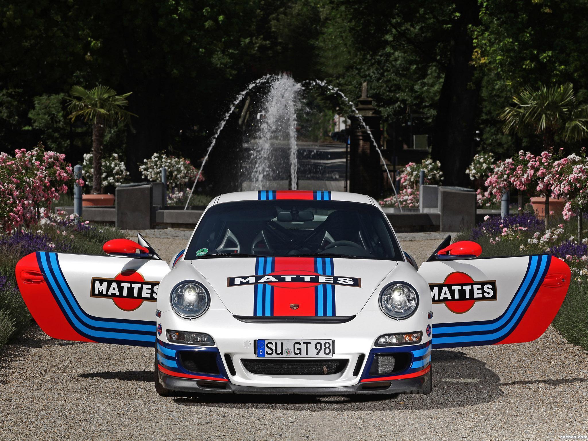 Foto 9 de Cam Shaft Porsche 911 GT3 997 2013