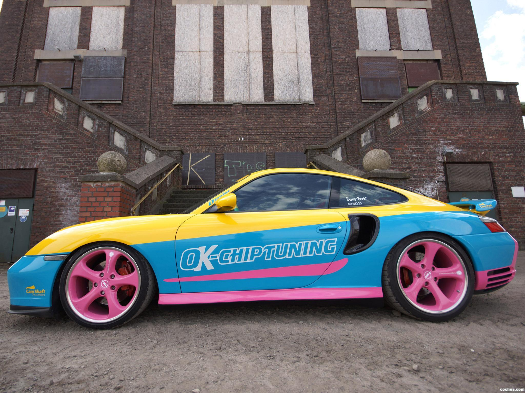 Foto 2 de Cam Shaft Porsche 911 Turbo Ok Chiptuning Manta Tuning 2013