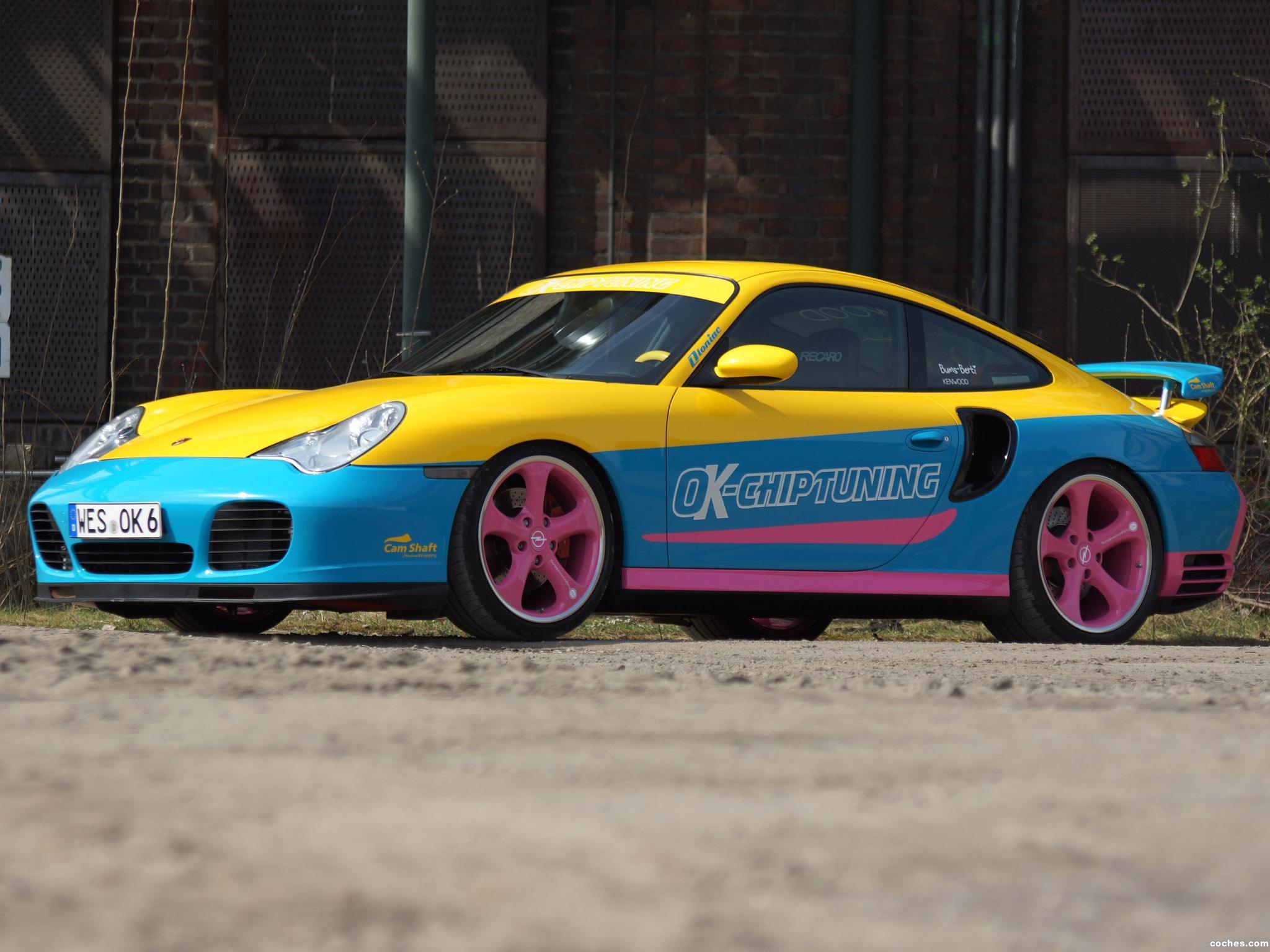 Foto 7 de Cam Shaft Porsche 911 Turbo Ok Chiptuning Manta Tuning 2013