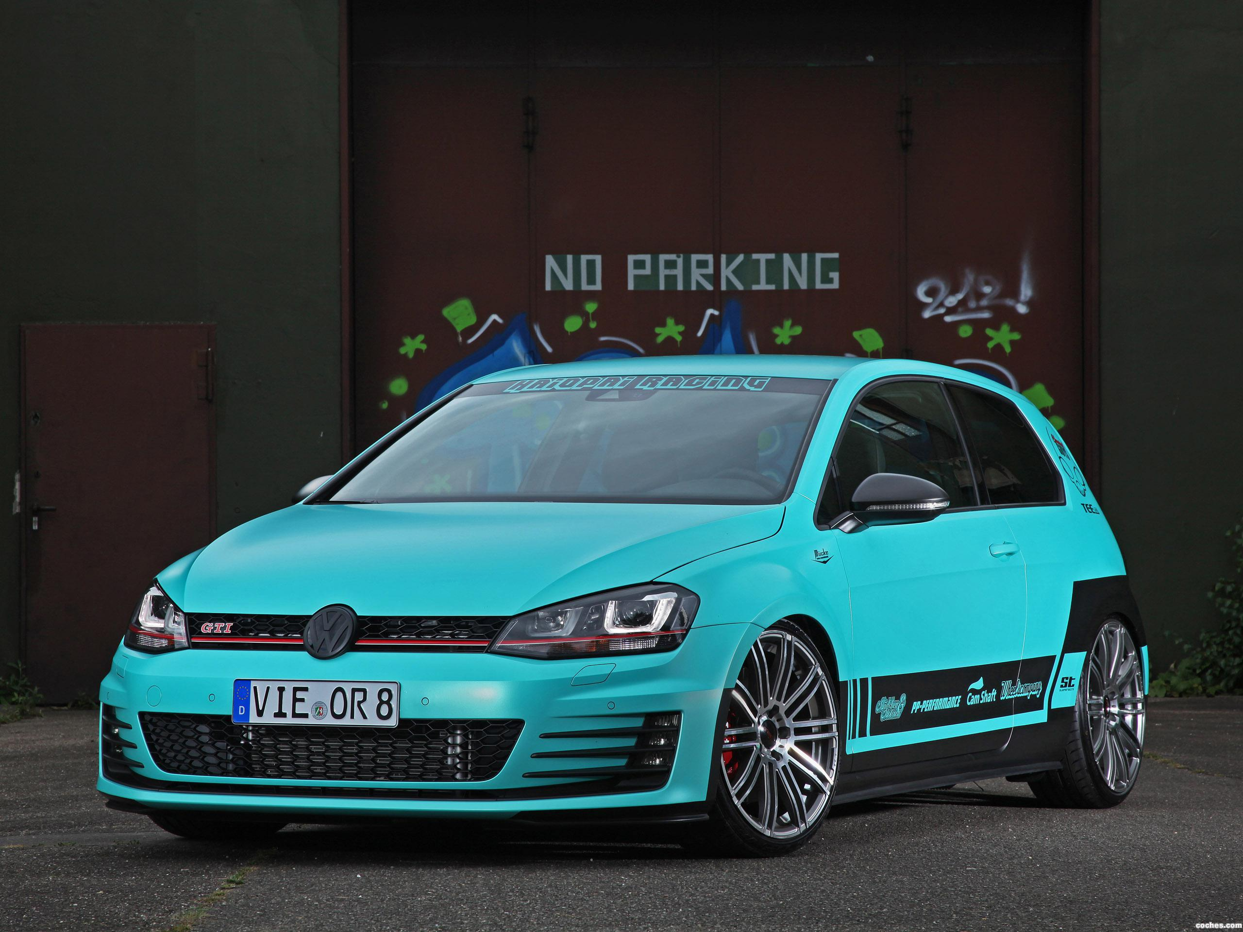 Foto 0 de Cam Shaft Volkswagen Golf 2014