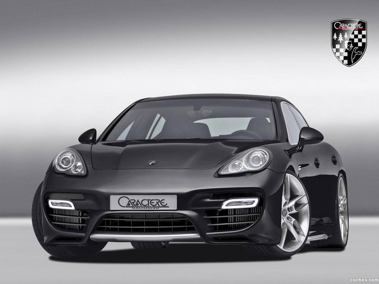 Foto 0 de Caractere Porsche Panamera 2010