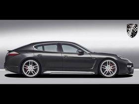 Ver foto 3 de Caractere Porsche Panamera 2010