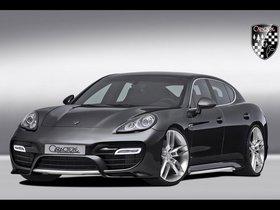 Ver foto 2 de Caractere Porsche Panamera 2010