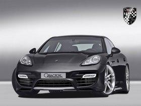 Fotos de Caractere Porsche Panamera 2010