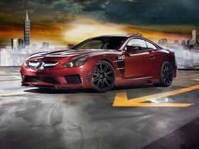 Fotos de Carlsson Mercedes C25 Super GT R230 2012