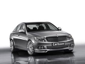 Fotos de Carlsson Mercedes Clase C C35 W204 2007