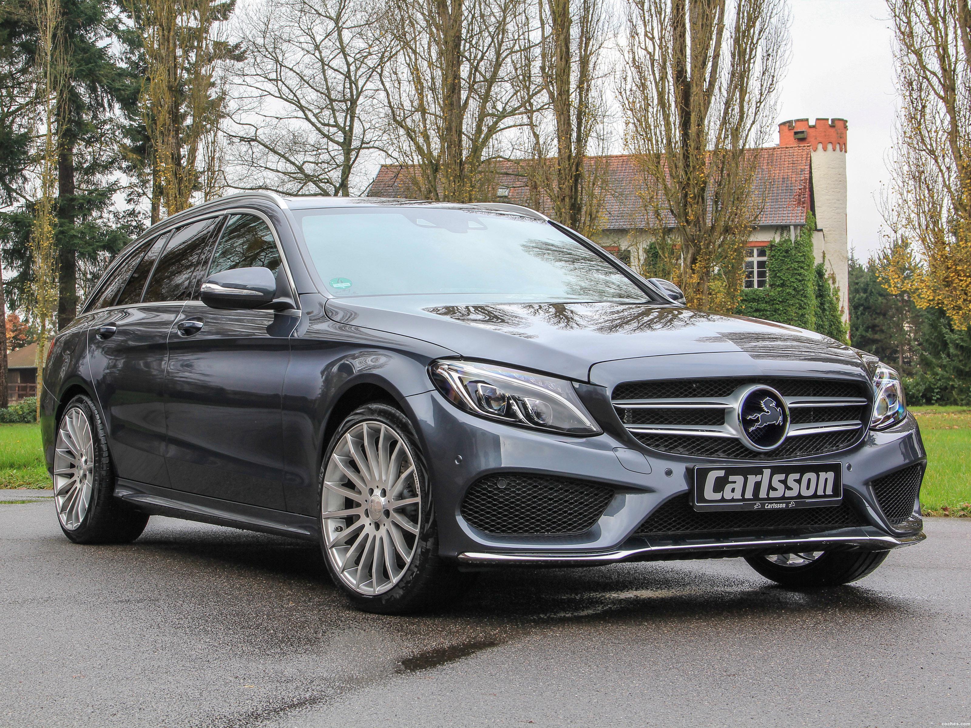 Foto 0 de Mercedes Carlsson Clase C Estate AMG Line S205 2014